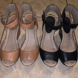 Kenneth Cole Reaction Leather Sandals
